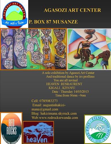 Rwanda Art - Exhibition in Kigali