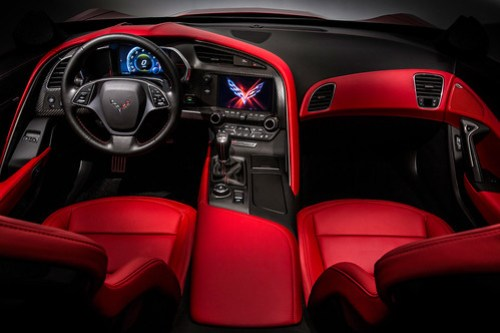Corvette Stingray: El Chevrolet mas Potente y Veloz