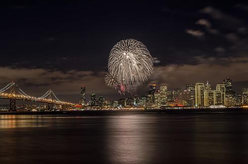 New Year's 2013 - San Francisco