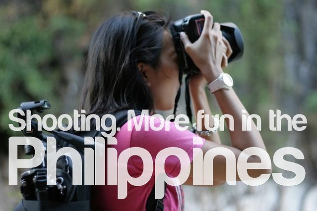 Shooting More Fun in the Philippines