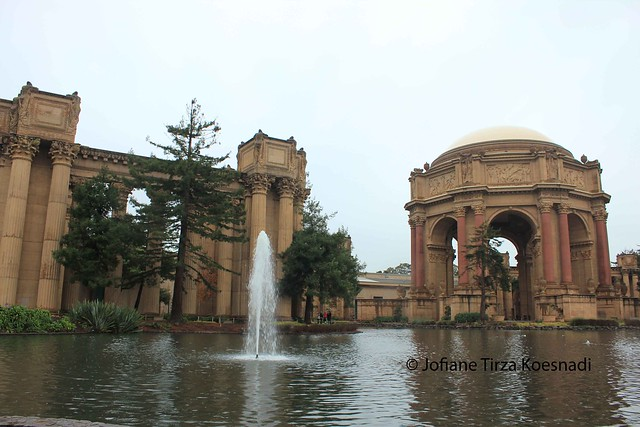 SF - Palace of Fine Arts - 3