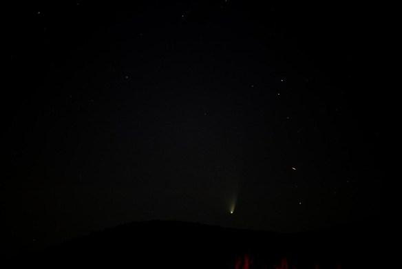 Cometa 2011 L4 (PANSTARRS) 20.03.2013