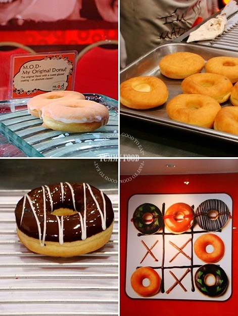 {Food Review} Mad Over Donuts!