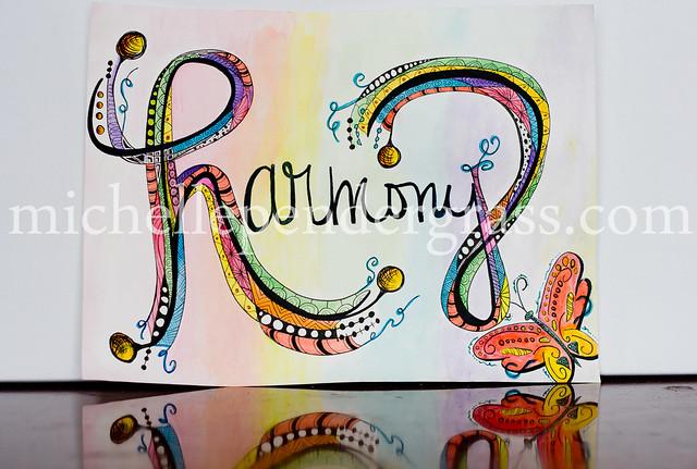 Word Art by Michelle Pendergrass