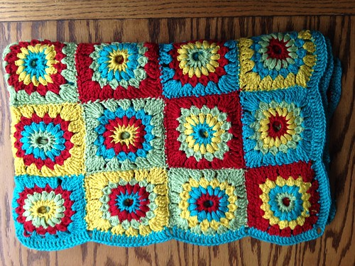 Blanket for Zane