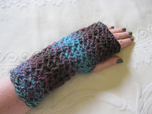 Challenge Mitts for Mandy
