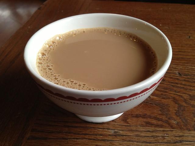 Small coffee - La Boulange de Noe