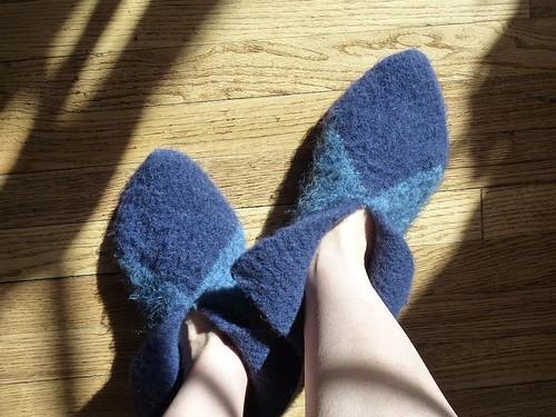 Easy House Slippers