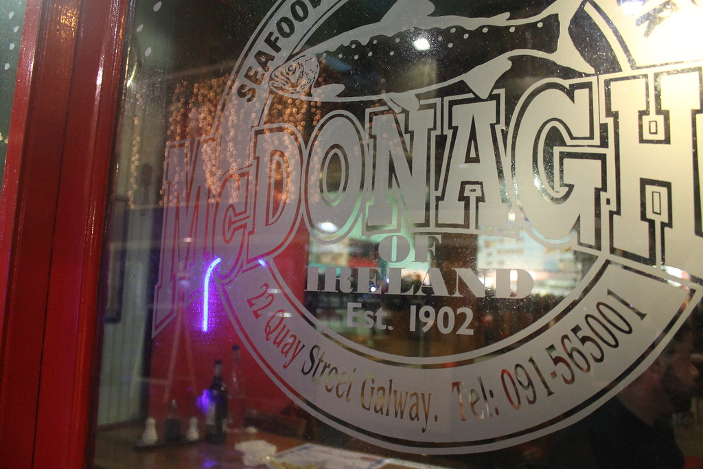 Mc Donagh's