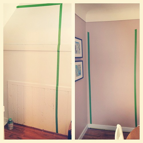 I possibly just had the best idea ever re: kitchen reno and basement access. Possibly.