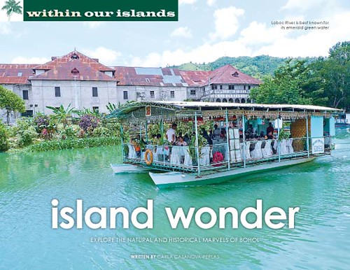 La Isla Magazine March 2013