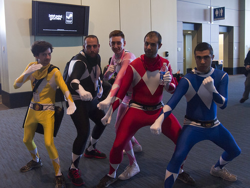 Power Rangers Group