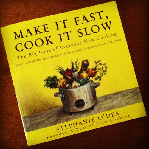 Excited for my new cookbook!