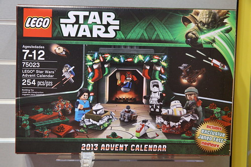 75023 Star Wars Advent Calendar 1