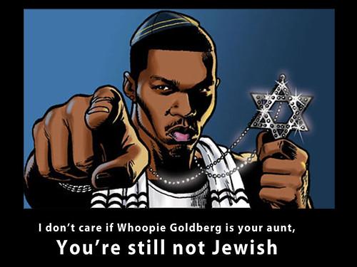 Whoopie Goldberg Not Jewish