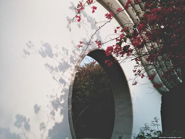 Chinese Garden in Kwun Tong
