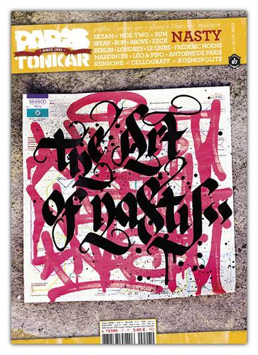 Paris Tonkar magazine #7 by Pegasus & Co