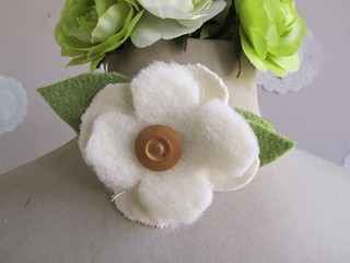 dogwood headband