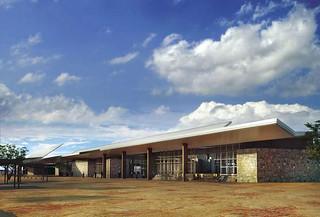 Aeropuerto Ecolocogico Galapagos