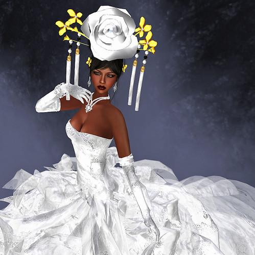 DESIR White Ashia