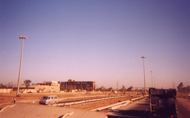 Picture from Baghdad, Iraq