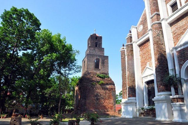 Sta. Monica Church and Bell Tower, Sarrat, Ilocos Norte