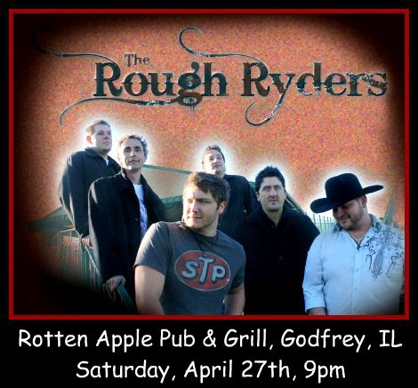 The Rough Ryders 4-27-13