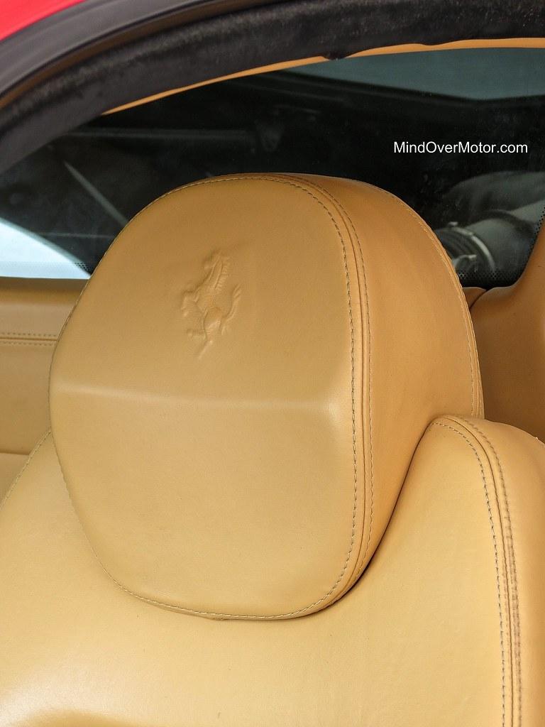 Ferrari 360 Modena Seats
