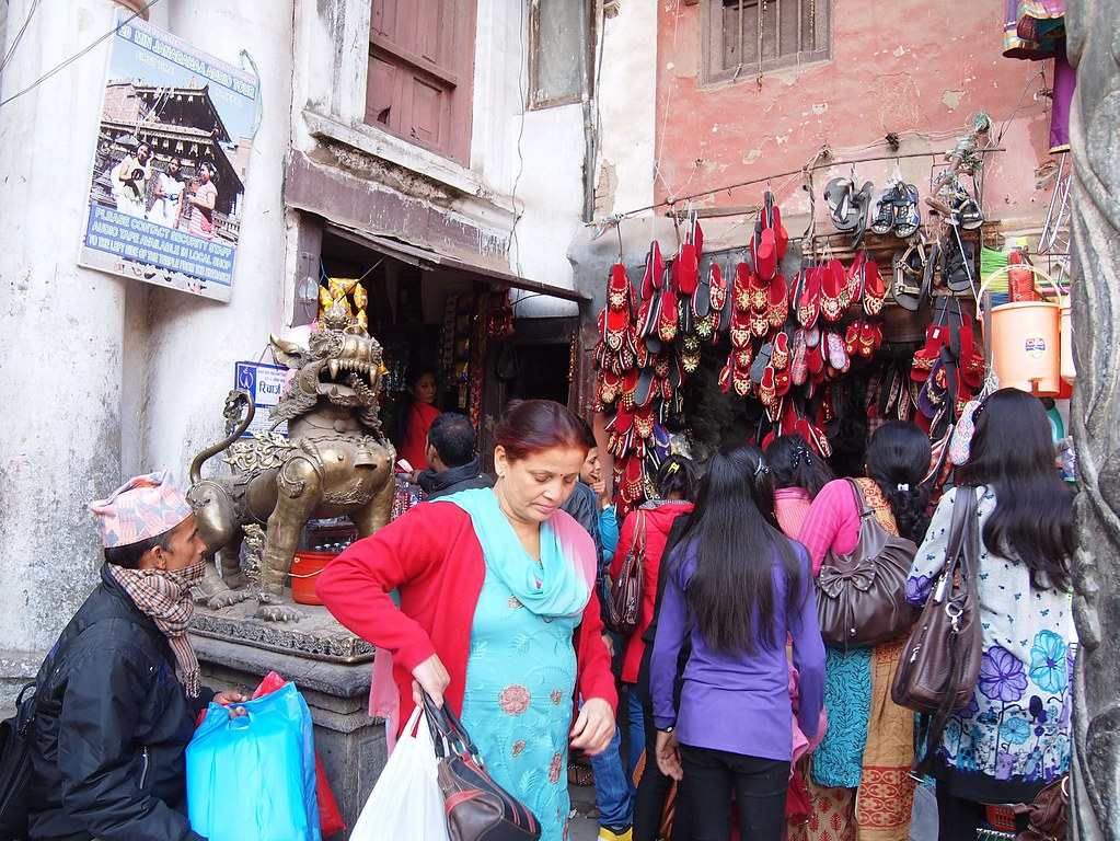 outside thamel