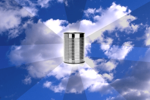 Tin can in the cloud