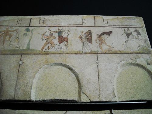 ROMA ARCHEOLOGIA e BENI CULTURALI: Scavi al Gianicolo - le tombe, Palazzo Massimo alle Terme, di KARL (28/12/2012). by Martin G. Conde