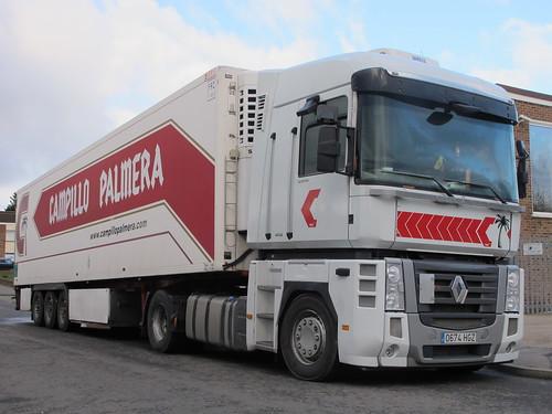 Campillo Palmera - Renault Magnum