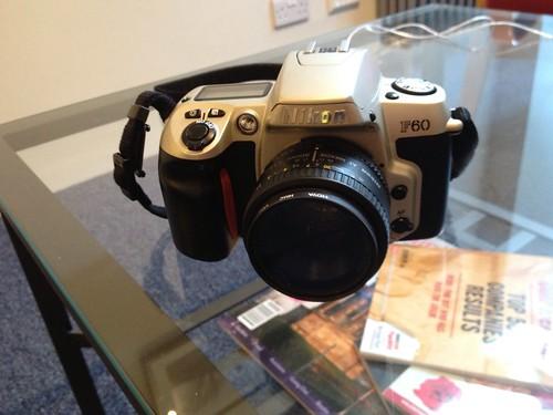 Iain Kendall's Nikon F60