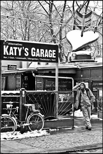 Katy`s Garage