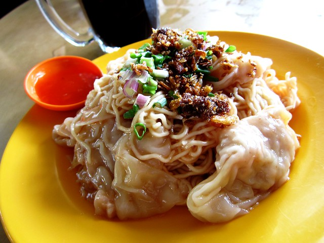 Piansip mee with chili