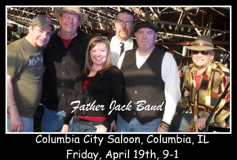 Father Jack Band 4-19-13