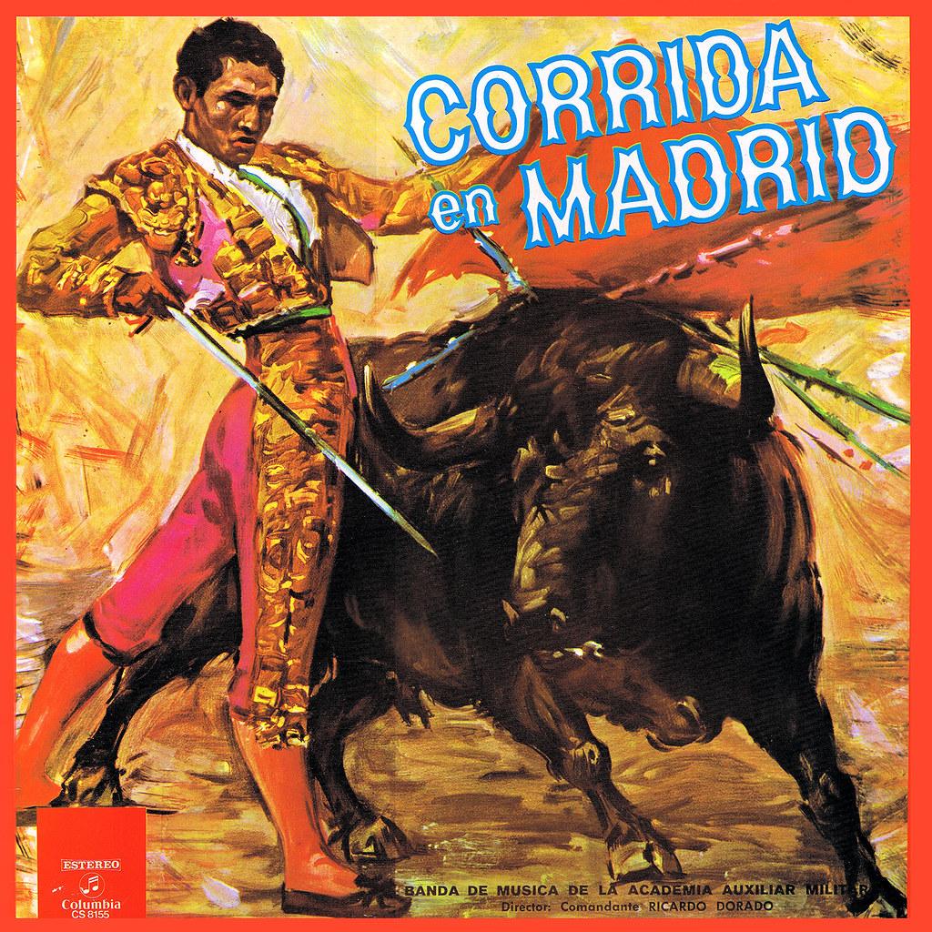 Ricardo Dorado - Corrida En Madrid