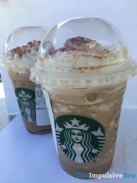 Starbucks Chile Mocha