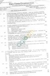 GGSIPU Question Papers Fifth Semester – end Term 2007 – ETEC-307