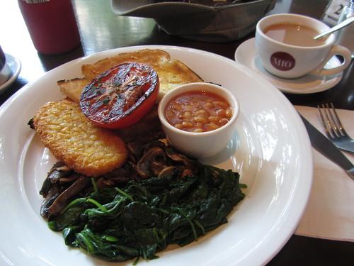 consolation breakfast