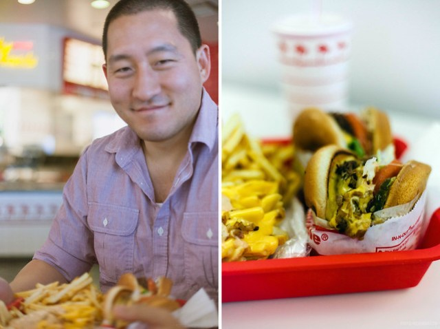 san francisco // in-n-out