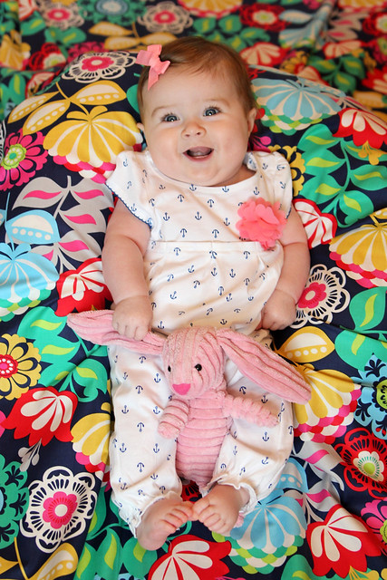 Harper at 6 months
