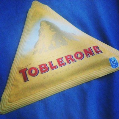 #Toblerone repackaged