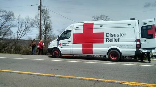 Arkansas Tornado Response