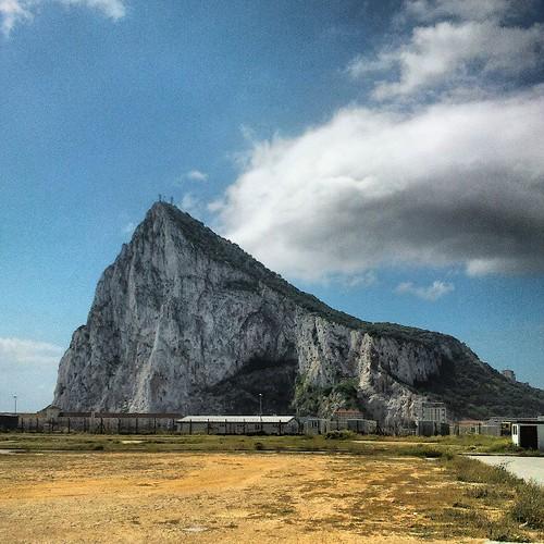La Roca #gibraltar by mariasmeg