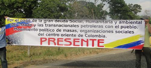 Arauca_Decretan paro cívico