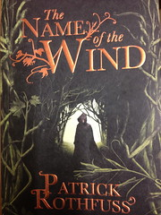 "Patrick Rothfuss' ""The Name Of The Wind"""
