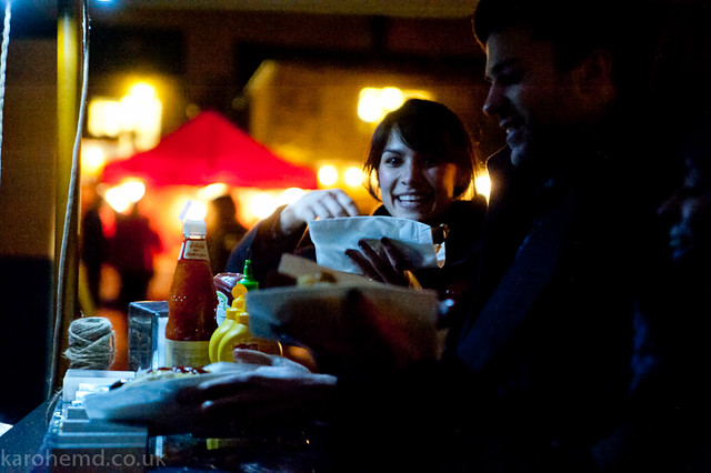 Eat Cambridge - Street Food Market