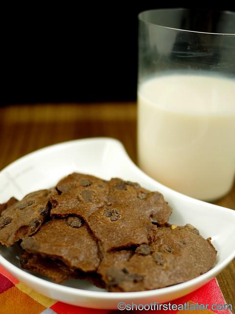 Brownie Crunchies