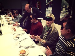 Cena a ciegas. #RegalaZaragoza